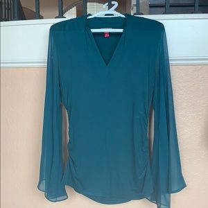 Vince Camuto long sleeved top